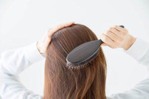 combing-hair