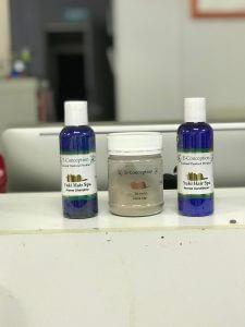 Yuki Hair Spa Products